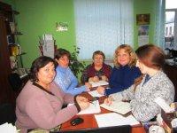 Засідання шкільних методичних об'єднань